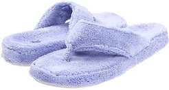 New Spa Thong (Periwinkle) Women's Slippers