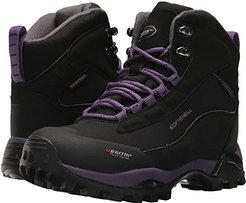 Hike (Black/Plum) Women's Cold Weather Boots