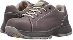 Alsea Composite Toe SD 5-Eye Shoe (Dark Gull Grey) Women's Lace up casual Shoes
