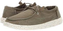 Wendy Washed (Sage) Women's Shoes