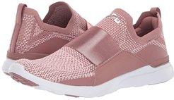 Techloom Bliss (Beachwood/Dusty Rose/White) Women's Running Shoes