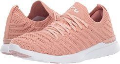 Techloom Wave (Simply Rose/White) Women's Shoes