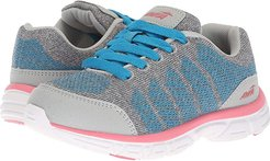 Avi-Rift (Little Kid/Big Kid) (Moon Beam/Frost Grey/Desert Dawn Coral/Turquoise Blue) Kid's Shoes