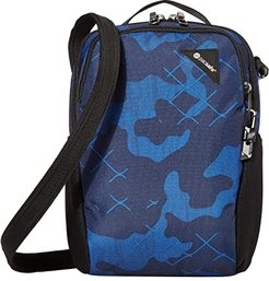 Vibe 200 Anti-Theft Compact Travel Bag (Blue Camo) Day Pack Bags