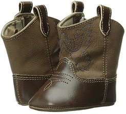 Western Boot (Infant) (Brown) Cowboy Boots