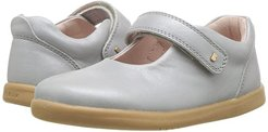 I-Walk Delight Mary Jane (Toddler) (Silver Shimmer) Girl's Shoes