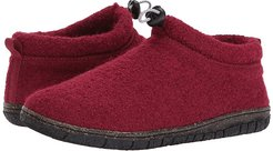 Nancy FT (Burgundy) Women's Slippers