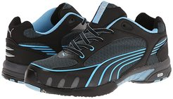 Fuse Motion SD (Black/Blue) Women's Work Boots