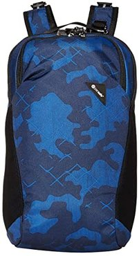 Vibe 20 Anti-Theft 20L Backpack (Blue Camo) Backpack Bags