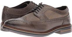 Turner (Grey) Men's Lace up casual Shoes