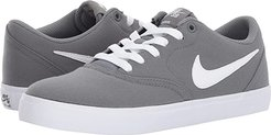 Check SS Canvas (Cool Grey/White/Pure Platinum) Women's Skate Shoes