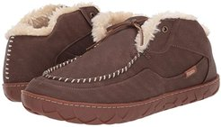 Tonga Lined Slipper (Brown/Gum) Shoes