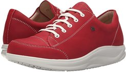 Ikebukuro (Indian Red) Women's Lace up casual Shoes