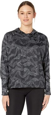 LSD Pullover (Black/Wave Reflective) Women's Clothing