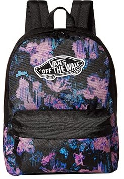 Realm Backpack (Drip Floral) Backpack Bags