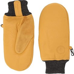 Dirt Bag Mitts (Natural) Ski Gloves