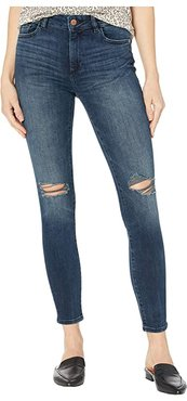 Florence Mid-Rise Ankle Skinny in Mitchell (Mitchell) Women's Jeans