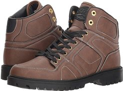 NYC 83 DCN Boot (Brown/Black) Men's Boots