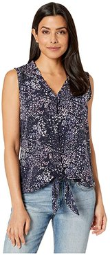 Gabrielle Button Down (Abstract Ditsy) Women's Clothing