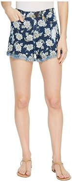 Toledo Tea Drop Shorts in Daisy Duke Denim (Daisy Duke Denim) Women's Shorts