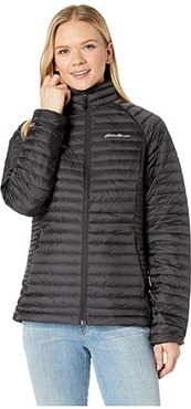 Microtherm(r) 2.0 Stormdown Jacket (Black) Women's Coat