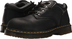 Hylow Steel Toe (Black) Lace up casual Shoes
