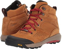 5 Inquire Mid (Brown/Red) Women's Shoes