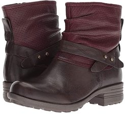 Cobb Hill Brunswick Cuff Boot (Mink Multi) Women's Boots