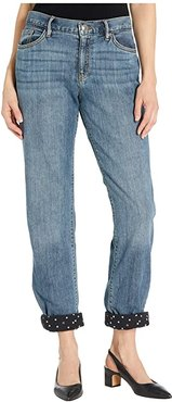 Flannel Lined Jeans (Authentic) Women's Jeans