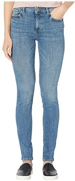 Florence 34 Mid-Rise Instasculpt Skinny in Knox (Knox) Women's Jeans