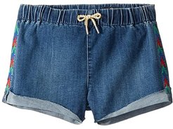 The Nellie in Wave Wash (Big Kids) (Wave Wash) Girl's Shorts