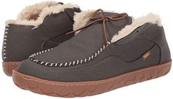 Tonga Lined Slipper (Gray/Gum) Shoes