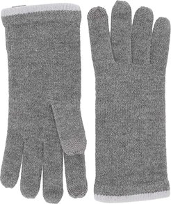 Touch Gloves with Tipped Edge (Echo Charcoal) Extreme Cold Weather Gloves