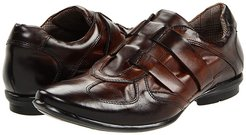 Fausto (Brown) Men's Lace up casual Shoes