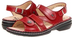 Gomera - 82562 (Red) Women's Sandals