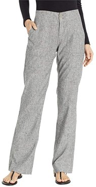 Hempline Pants (Asphalt) Women's Casual Pants