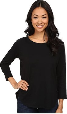 Catalina Shirt (Black) Women's Clothing