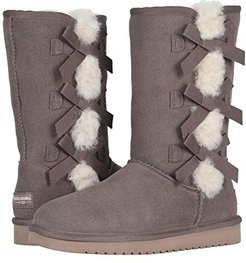 Victoria Tall (Cinder) Women's Boots
