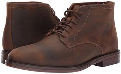 Mckewen Rise (Brown Leather) Men's Lace Up Wing Tip Shoes