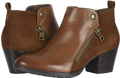 Conway Maple (Saddle Eco Calf/Cow Suede Eco) Women's  Shoes