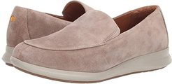Freedom First (Taupe) Women's Slip on  Shoes