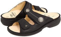 Sansibar - 82550 (Black Nappa Leather) Women's  Shoes