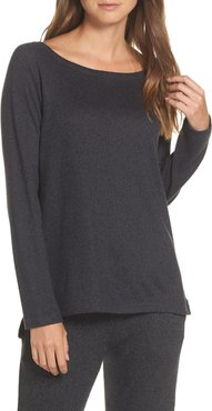 Riley Sweater Knit Lounge Top