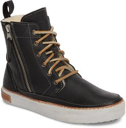 'Cw96' Genuine Shearling Lined Sneaker Boot