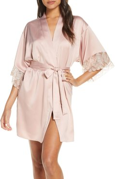 Ada Satin Robe