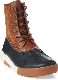 Declan Water Repellent Duck Boot