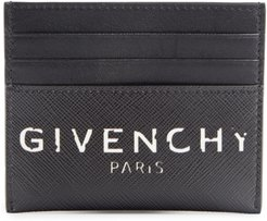 Iconic Leather Card Case -