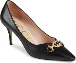 Zumi Square Toe Pump