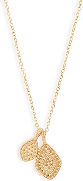 Kite Double Pendant Necklace (Nordstrom Exclusive)