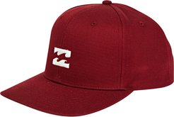 All Day Snapback Cap - Red